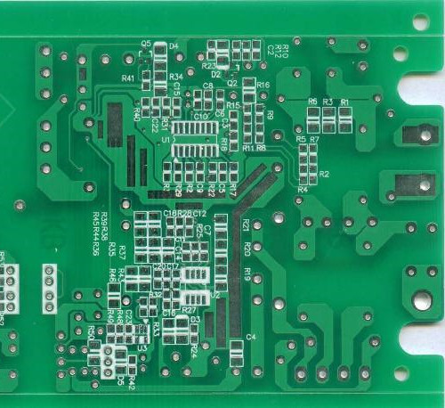 Double sided HASL Lead Free PCB