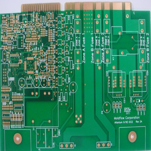 2 Layer Rigid printed circuit board