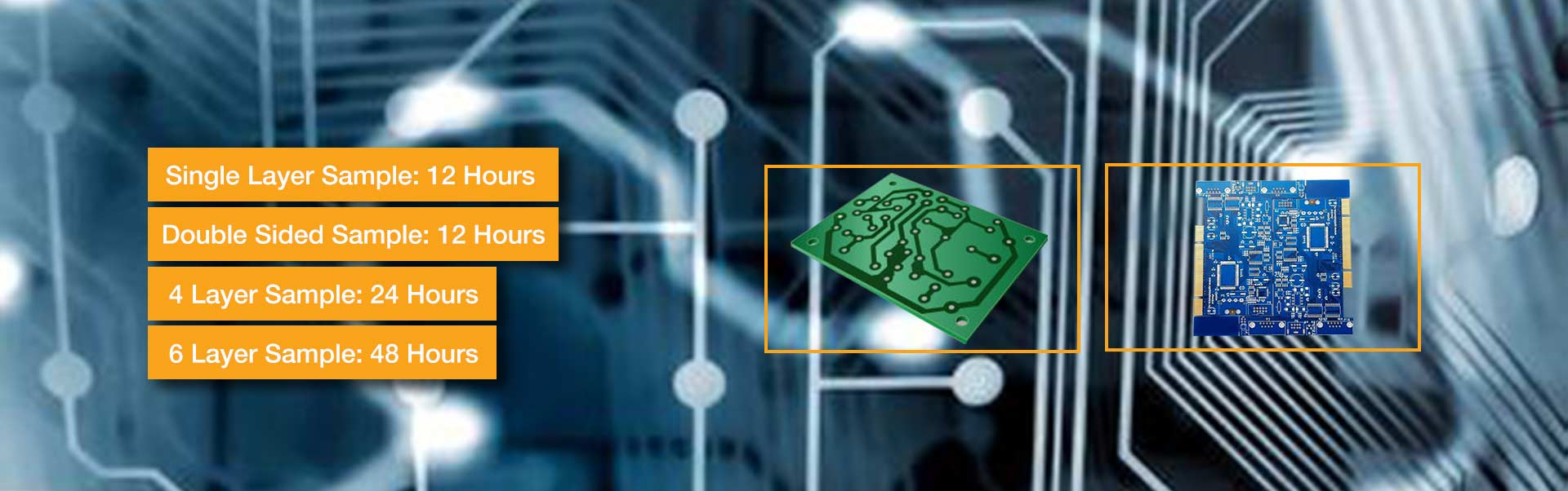 PCB manufacturing in China - Shenzhen Shared PCB Electronics