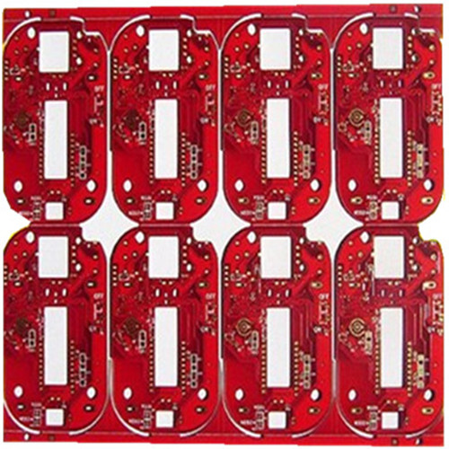 4 layer Red PCB