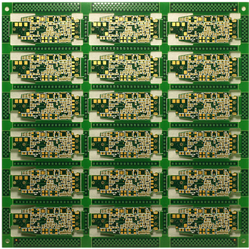 FR4 High Tg Immersion gold PCB board