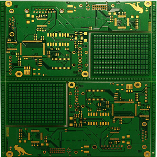 Multilayer ENIG heavy copper PCB board